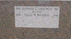 Stella Mathilda <I>Bourdeau</I> Lamoureux