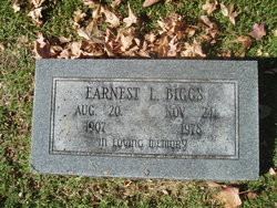 Ernest L. Biggs