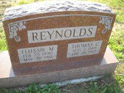 Flossie M Reynolds