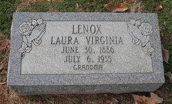 Laura Virginia Lenox