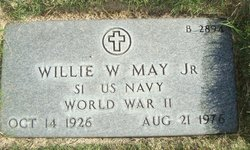 Willie W May, Jr