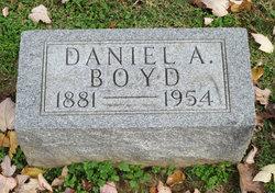 Daniel A Boyd