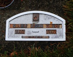 Carrie Viola Shupe