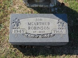McArthur Robinson