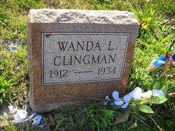 Wanda Lee <I>Reynolds</I> Clingman