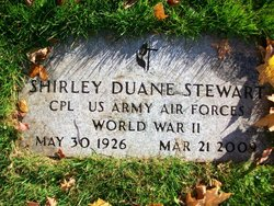 Shirley Duane Stewart