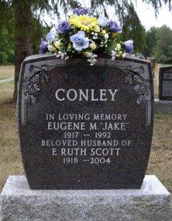 Elizabeth Ruth <I>Scott</I> Conley