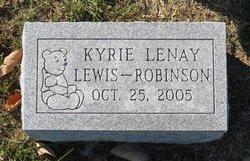 Kyrie Lenay Lewis-Robinson