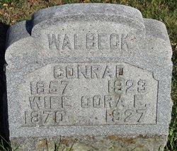 Cora Ella <I>Leyda</I> Walbeck