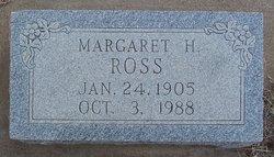 Margaret H. <I>Smith</I> Ross