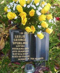 Leslie George Spurling