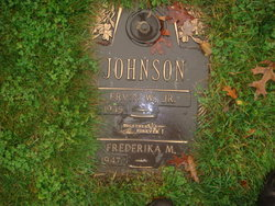 Frederika M. Johnson
