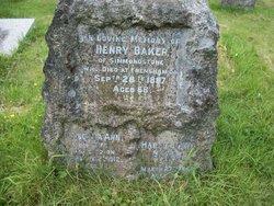 Harry John Baker