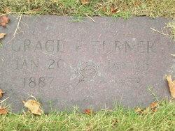 Grace F Turner