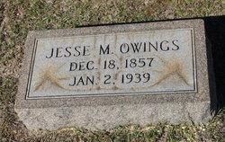 Jesse Mercer Owings