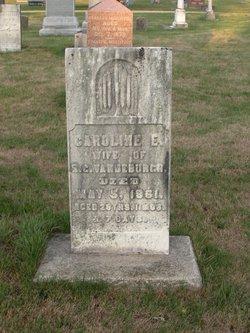 Caroline <I>Fairclo</I> Vandeburgh