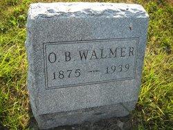 Oliver Barton Walmer, Sr
