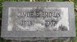 Clyde Edward Brown