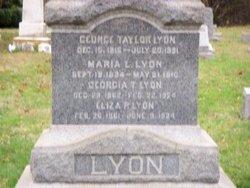 Eliza P. Lyon