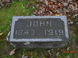 John Usborne, Sr