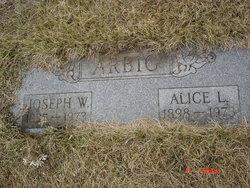 Alice L. Arbic