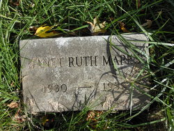 Janet Ruth Mapes