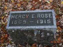 Mercy Eliza <I>Usborne</I> Rose