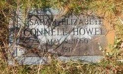 Sarah Elizabeth <I>Connell</I> Howell