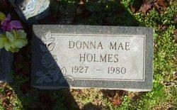 Donna Mae <I>Fastinger</I> Holmes