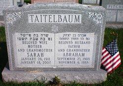 Abraham Taitelbaum