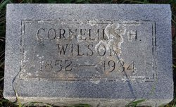 Cornelius Harry Wilson