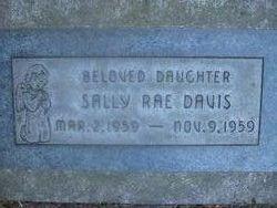 Sally Rae Davis