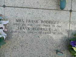 Frank Rodrigue, Jr