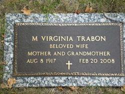 M. Virginia Trabon