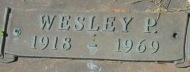 Wesley P Slavens