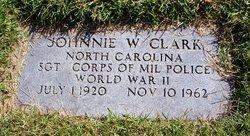 Johnnie W. Clark