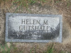 Helen M Gutshall