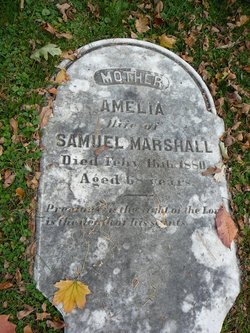 Amelia Marshall