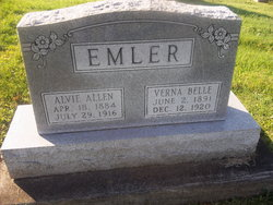 Verna Belle <I>Jones</I> Emler