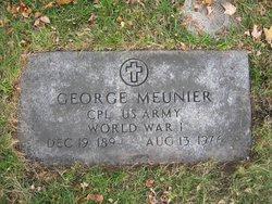 George Henry Meunier