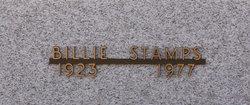 Billie Stamps