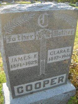 Clara E Cooper