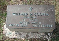 Willard M. Cooper