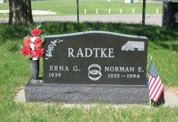 Norman Earl Radtke