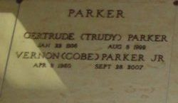 "Gertrude ""Trudy"" Parker"