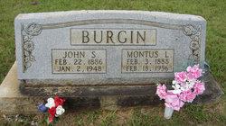 John Simpson Burgin