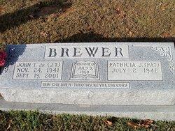 "Patricia J. ""Pat"" Brewer"