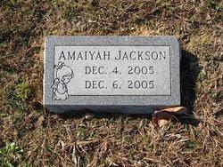 Amaiyah Jackson