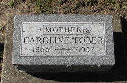 Caroline <I>Lindsey</I> Fober