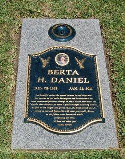Berta H Daniel